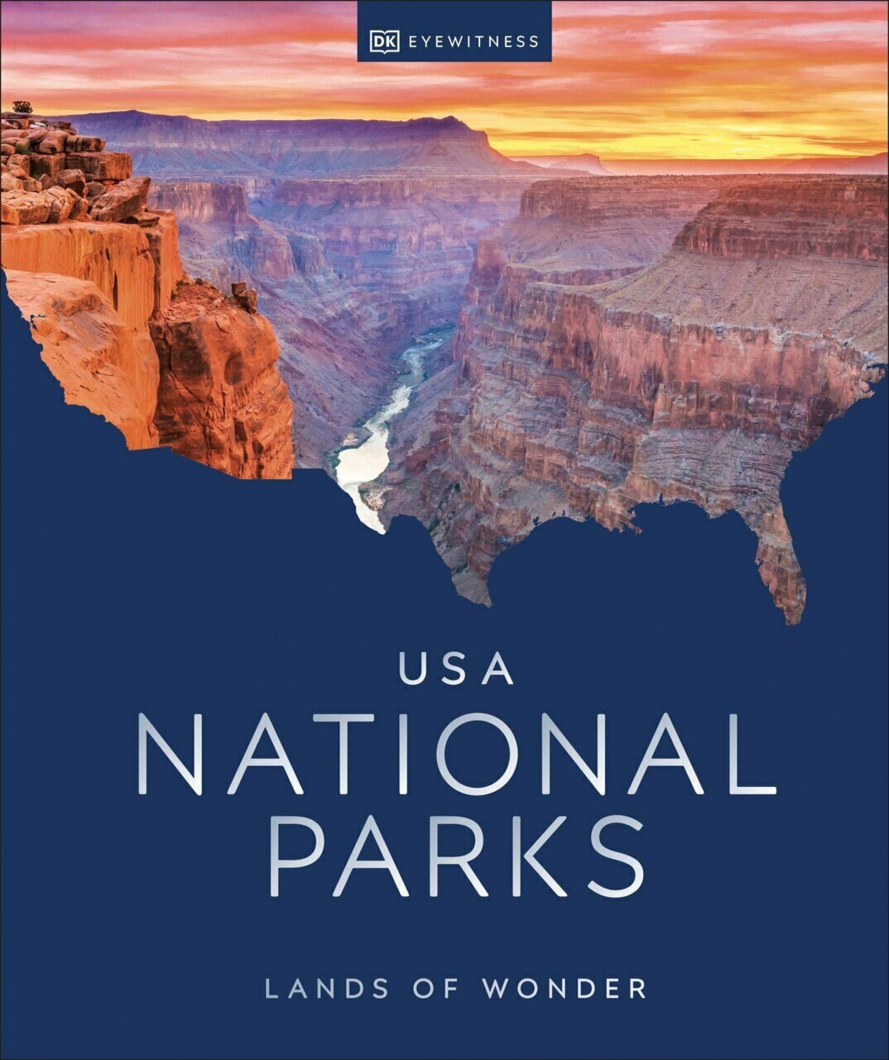 USA National Parks 9780744024494
